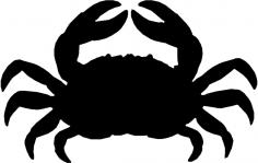 Crab dxf File