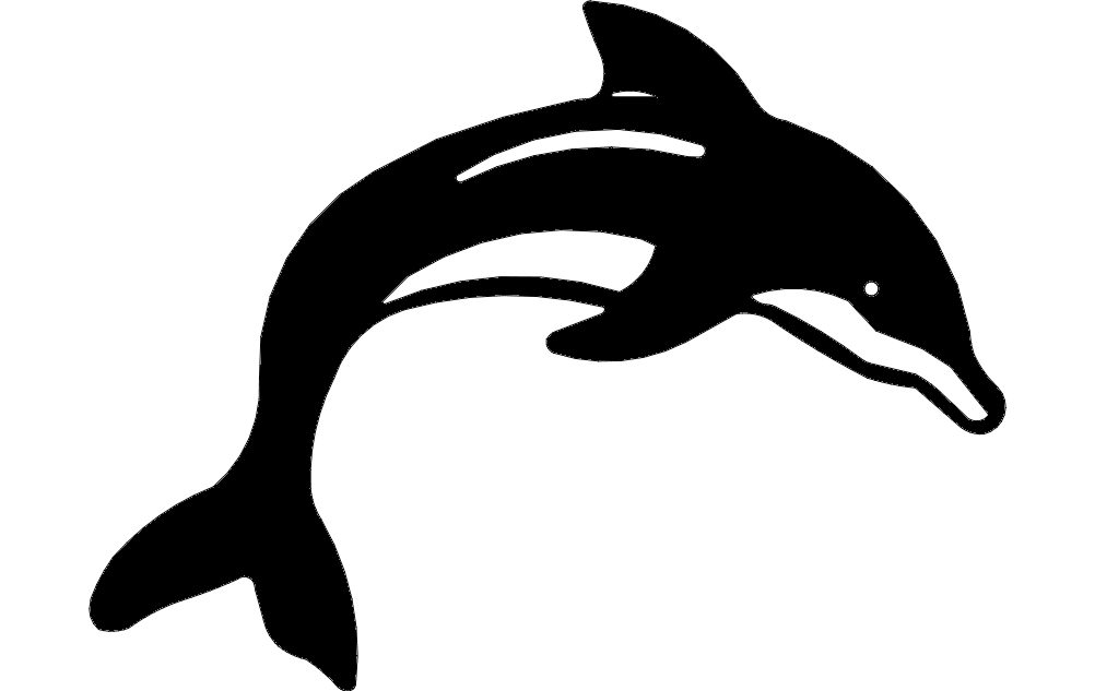Dolphin dxf File Free Download - 3axis co