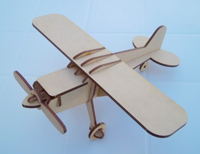 Cessna Laser Cut 3d Model Free Vector Cdr Download 3axis Co