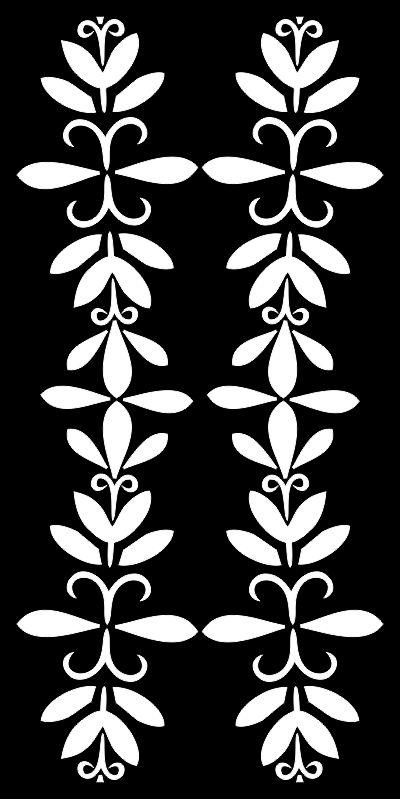 Black White Wallpaper Patterns Free Vector