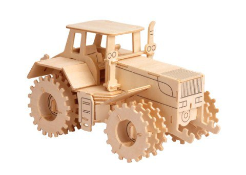 Tractor Vector Model Cnc Router And Laser Cutting Dxf File
