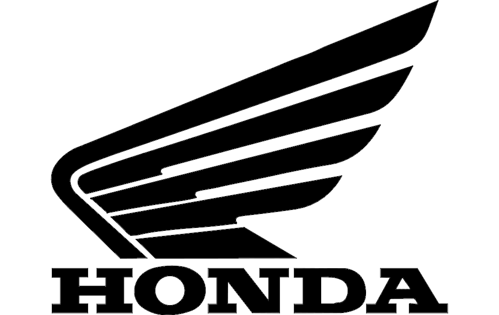 Honda Motorcycle Logo dxf File Free Download - 3axis.co