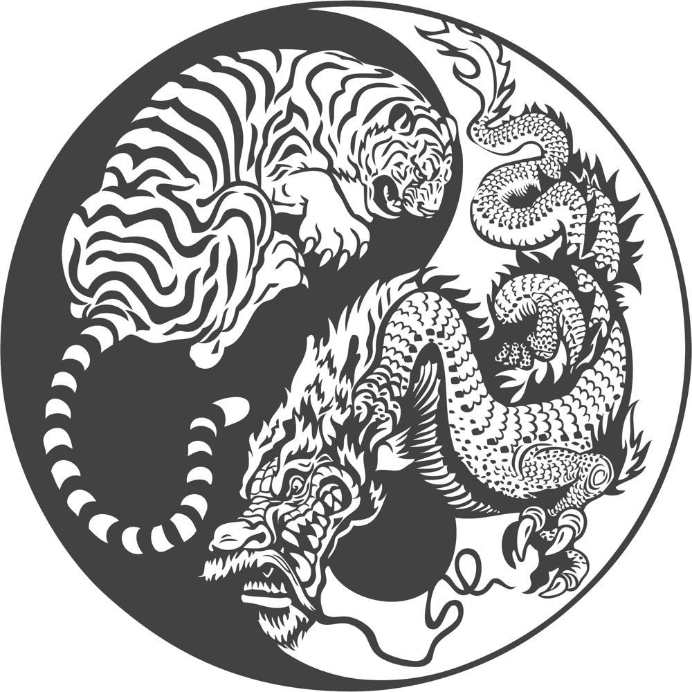 malvorlagen yin yang romantis - 28 images - tattoos