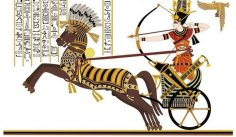 Ramses Kades Savasi dxf File