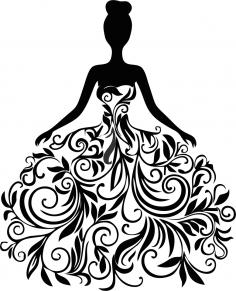 ملف العروس dxf File