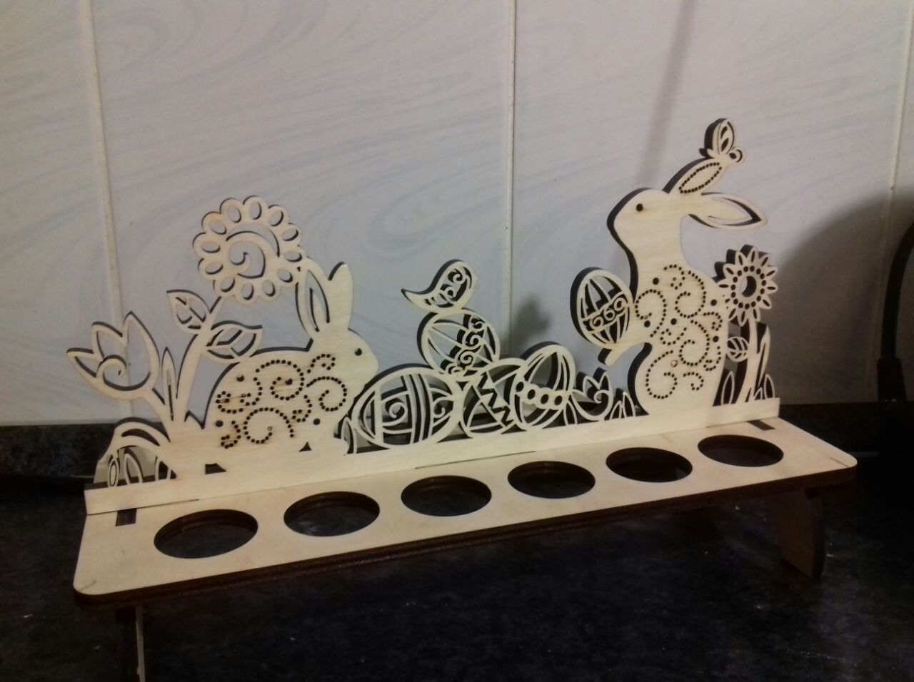 Laser Cut Easter Egg Stand Free Vector Cdr Download 3axis Co