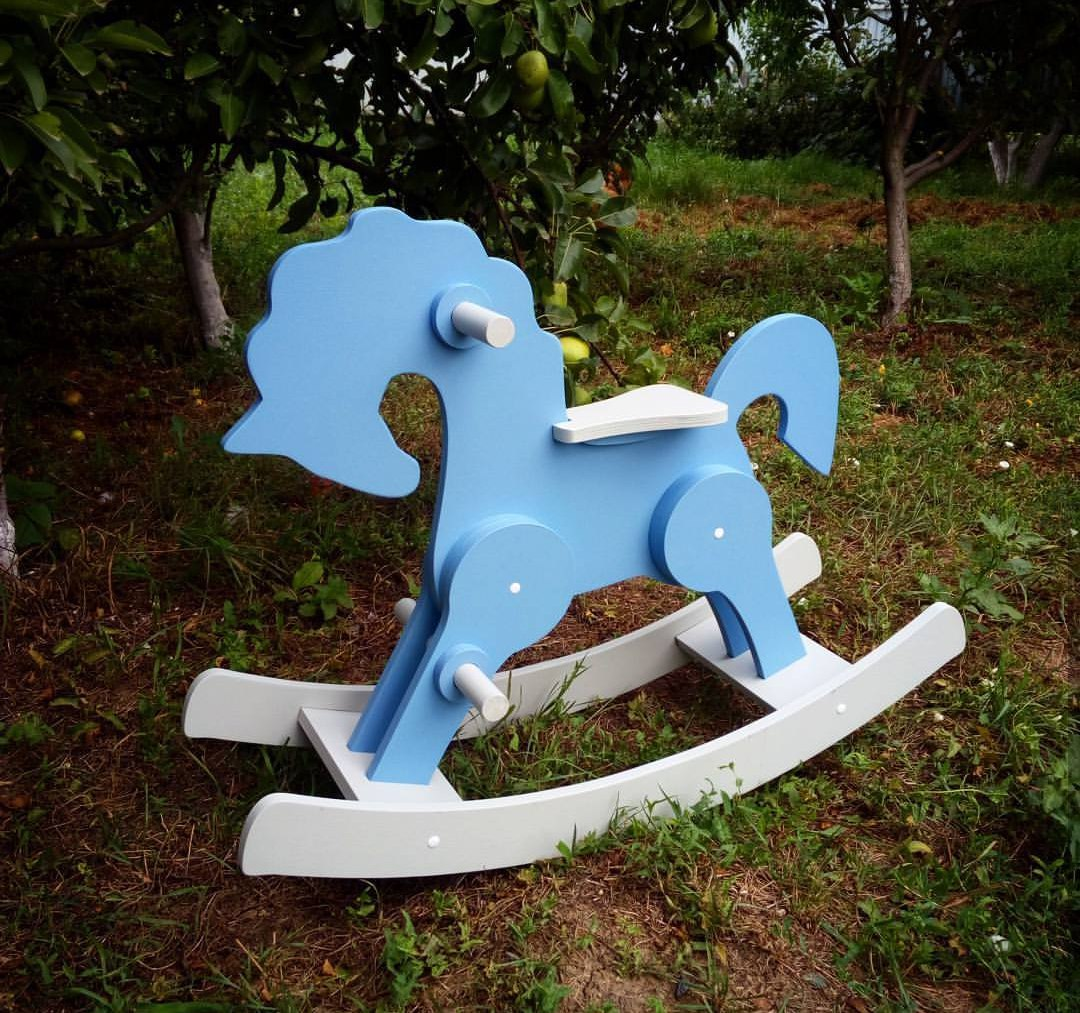 Rocking Horse Laser Cut Cnc Plans Free Vector Cdr Download 3axis Co