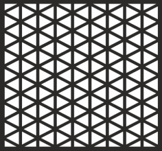 Seamless Geometric Pattern CDR File