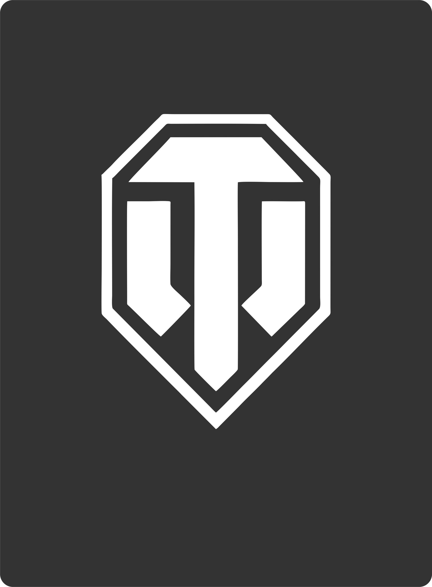 World Of Tanks WOT Logo Icon Vector CDR File