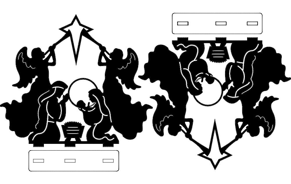 Art dxf File