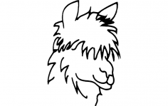 Alpaka 1 dxf File