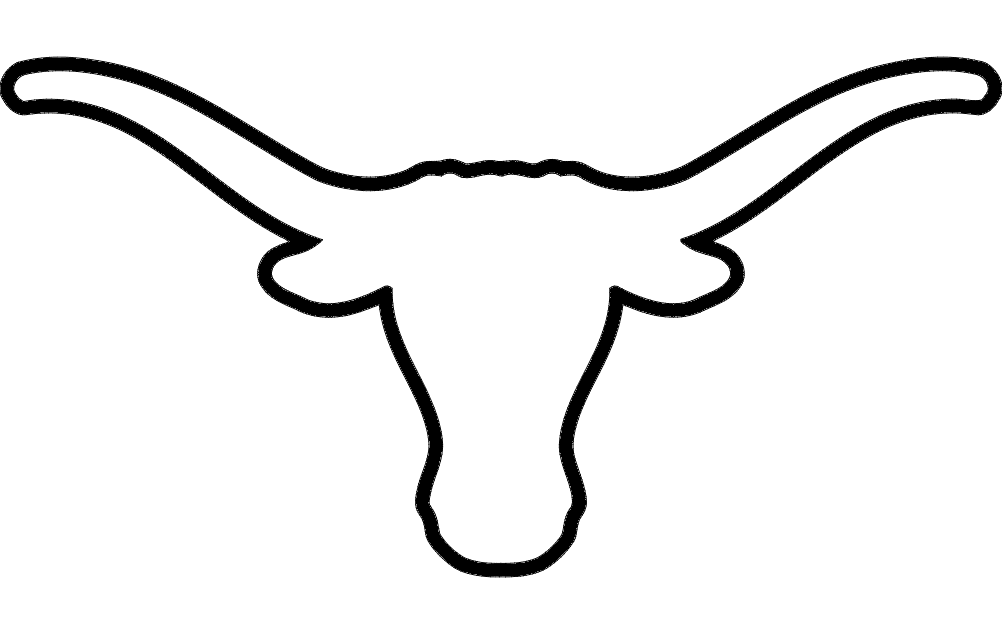 longhorn dxf file free download 3axis co falcon clipart free falcon clip art picture