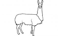 Lama dxf File