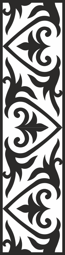 Decorative Pattern Vector CDR File