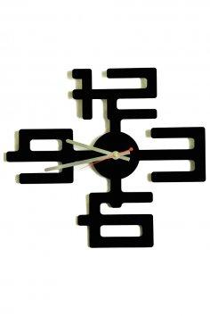 Laser Cut Interior Clock CDR File