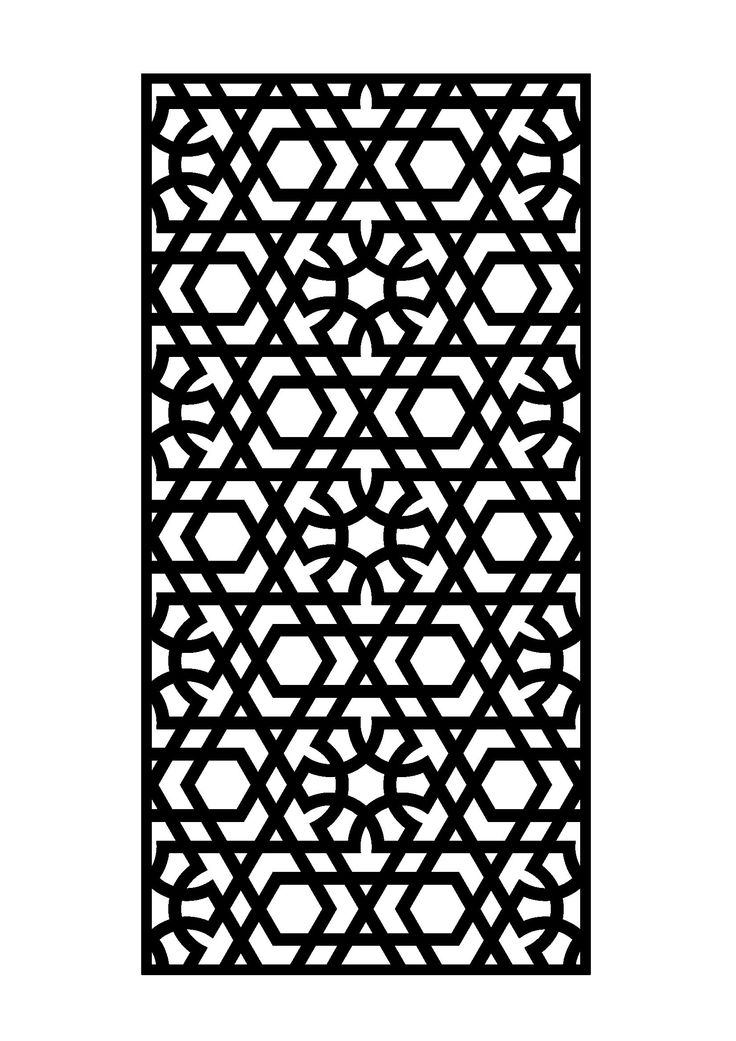 Islamic Art Dxf File Free Download 3axis Co