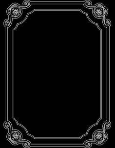 Mirror Frame 0108 dxf File