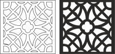 Vector Pattern CDR File