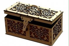 Jewelry Box CDR File