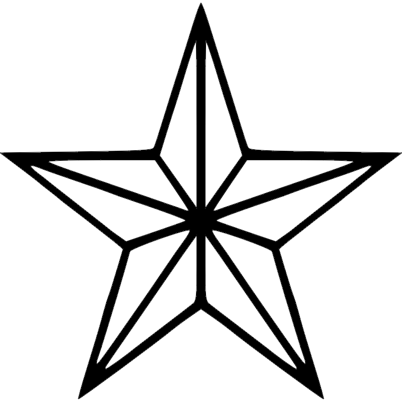 Star Dxf File Free Download 3axis Co