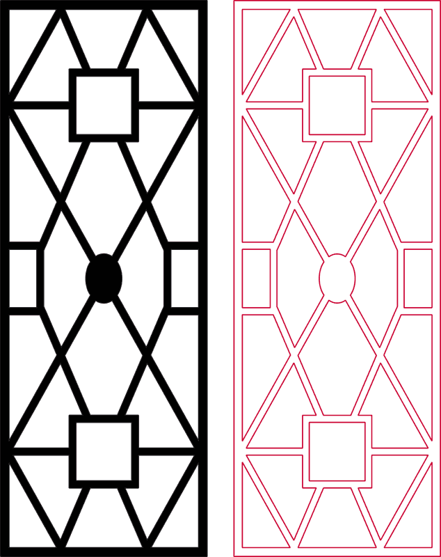 Dxf Pattern Designs 2d 155 DXF File Free Download - 3axis co