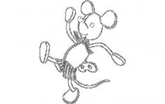 Rato dxf File