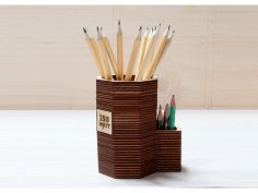 Pencil Stand dxf File