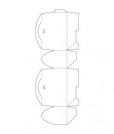 Embalagem (46) dxf File