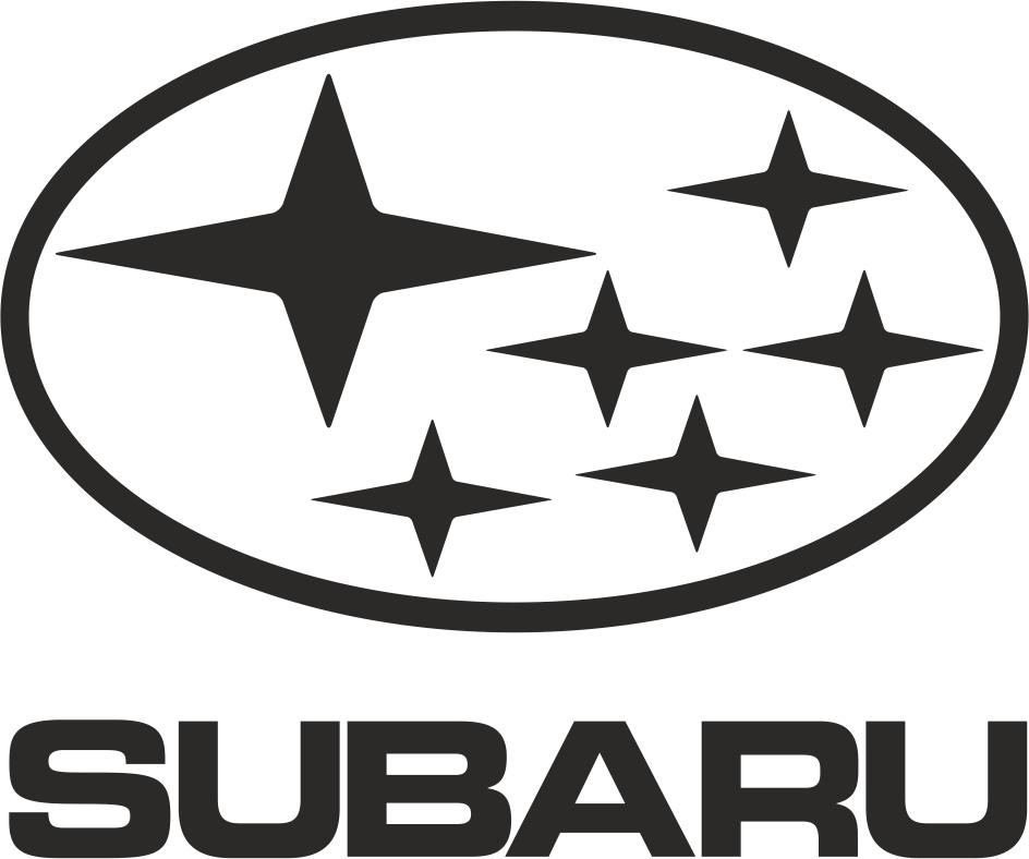 Subaru Logo Vectors CDR File