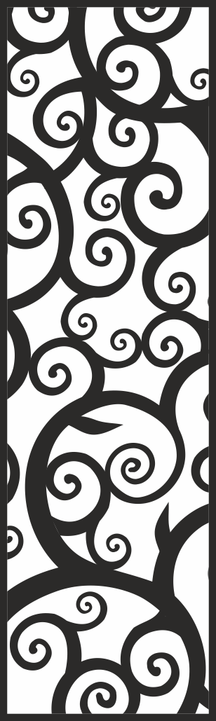 Seamless Pattern Vector CDR File
