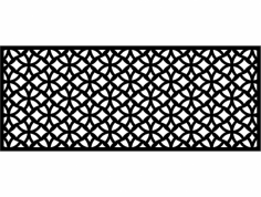 Pattern dxf File