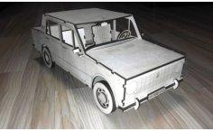 Car Vaz 2101 CDR File
