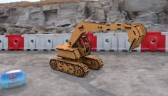 Bulldozer CDR File