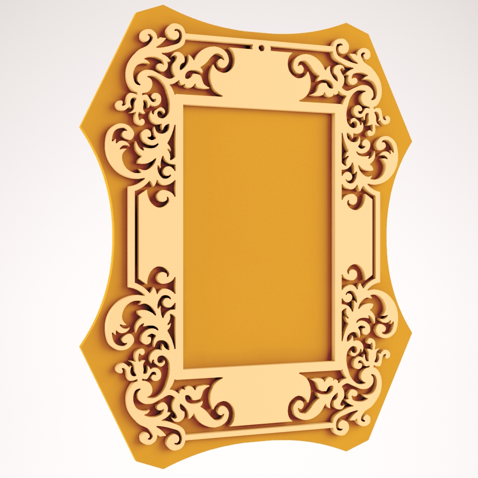 Laser Cut Wood Frame Dxf File Free Download 3axisco