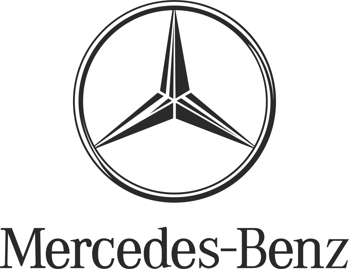 Mercedes Benz Logo Vector CDR File