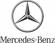 Mercedes Benz Logo Vector CDR File
