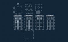 TARDIS Layout dxf file