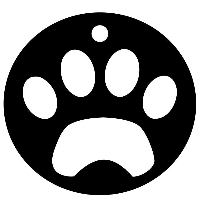 Dog Paw Opener Dxf File Free Download 3axis Co
