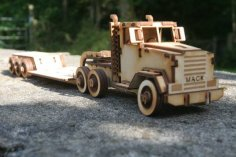 Mack Truck dxf File