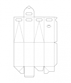 Embalagem (43) dxf File