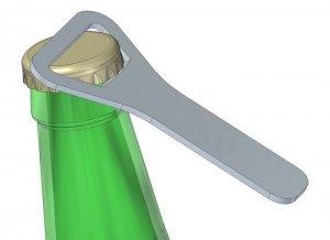 bottle opener dxf files free. Black Bedroom Furniture Sets. Home Design Ideas