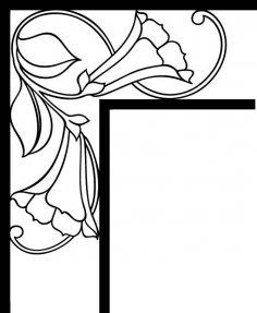 Corner Design 17 EPS File