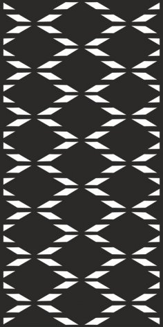Abstract Geometric Lines Pattern CDR File