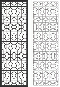 Decorative Grille Free Vector