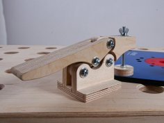 Laser Cut Toggle Clamps DXF File