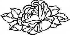 Flower 12 EPS File