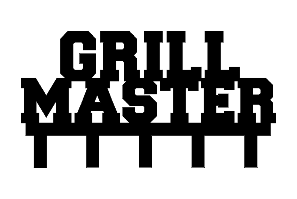 Grill Master dxf File Free Download - 3axis co