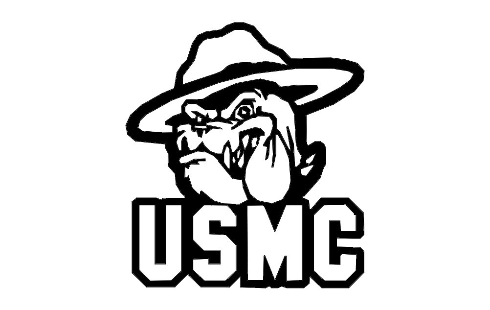 Usmc Dxf File Free Download 3axis Co