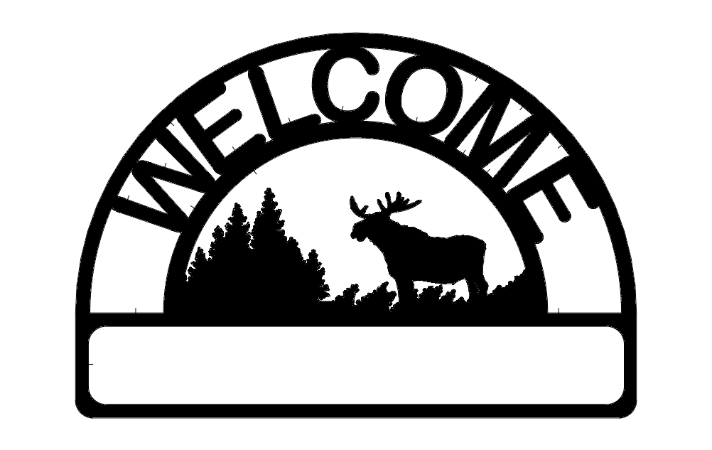Welcome Moose Dxf File Free Download 3axis Co