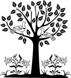Tall Tree EPS File